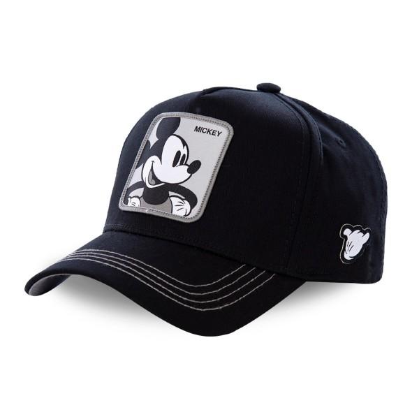 Kšiltovka CAPSLAB Disney Mickey Mouse black