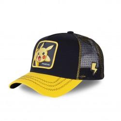 Kšiltovka CAPSLAB Pokemon black