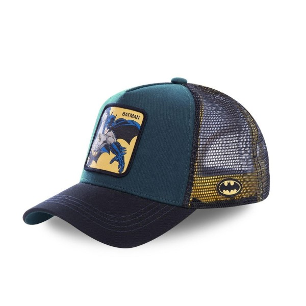 Kšiltovka CAPSLAB Dc comics Batman blue