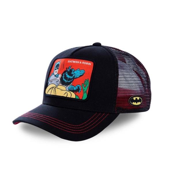 Kšiltovka CAPSLAB Dc comics Batman vs Robin