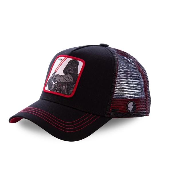Kšiltovka CAPSLAB Star Wars Dart Vader black