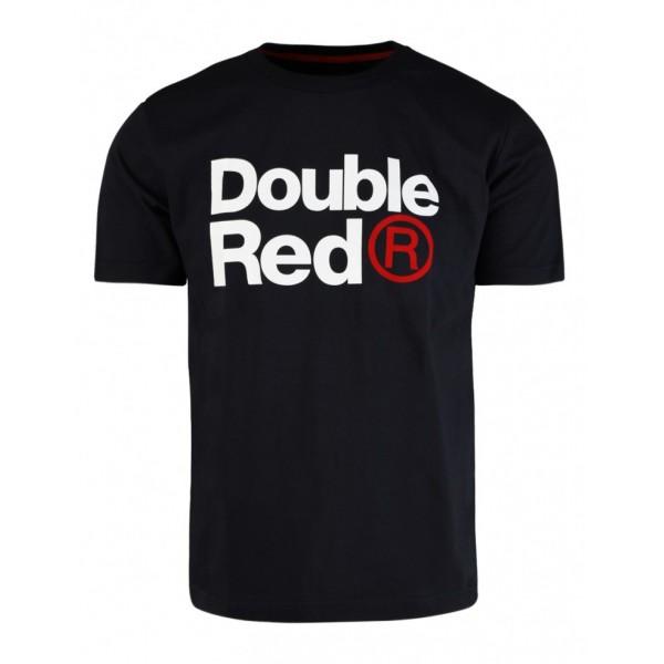 Tričko DOUBLE RED Trademark black