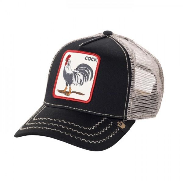 Kšiltovka GOORIN BROS. All American Rooster black