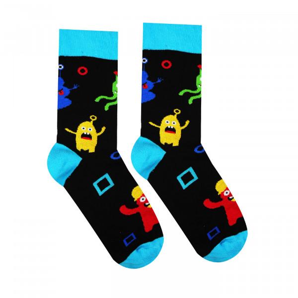 Ponožky HESTY Socks Emzáci
