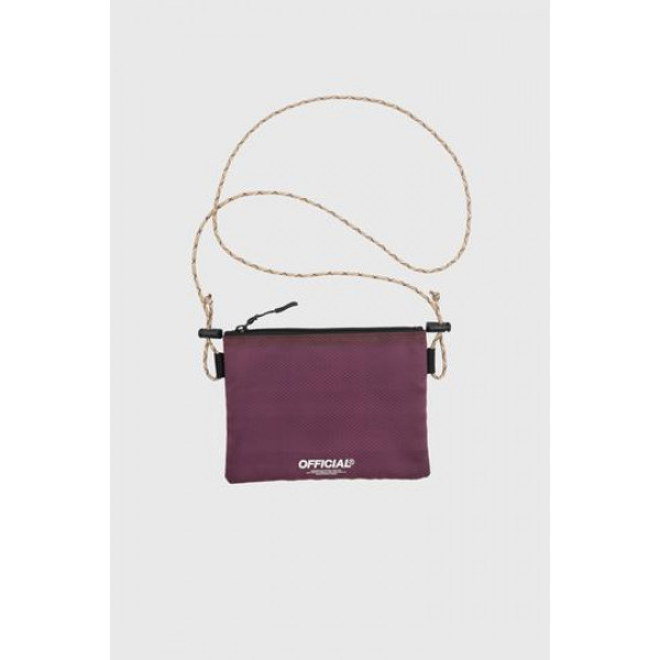 Taška OFFICIAL Vapour Satchel burgundy