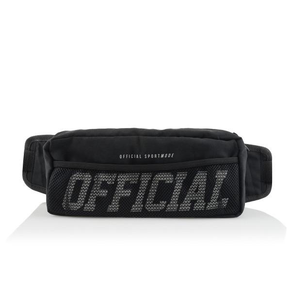 Taška OFFICIAL Melrose Hip Shoulder Bag black