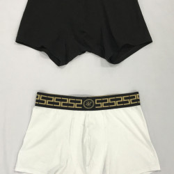 Boxerky SIK SILK Cartel Tape Boxer 2-pack black/white