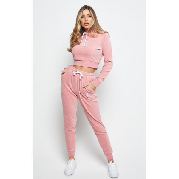 Tepláková souprava SIKSILK Allure Pants pink