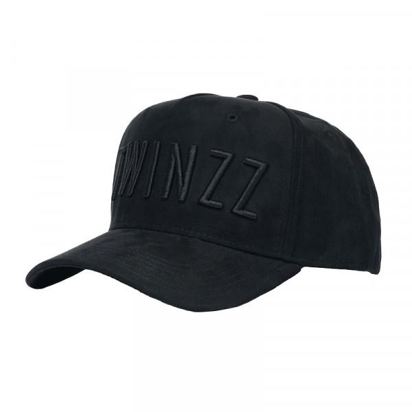 Kšiltovka TWINZZ 3D Full Trucker black/black