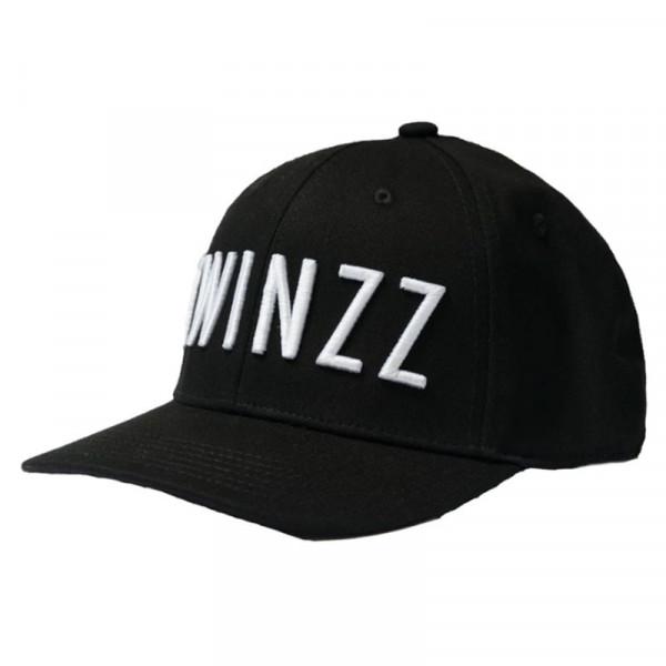 Kšiltovka TWINZZ 3D Hybrid black/white