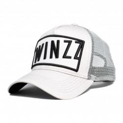 Kšiltovka TWINZZ Ashville grey