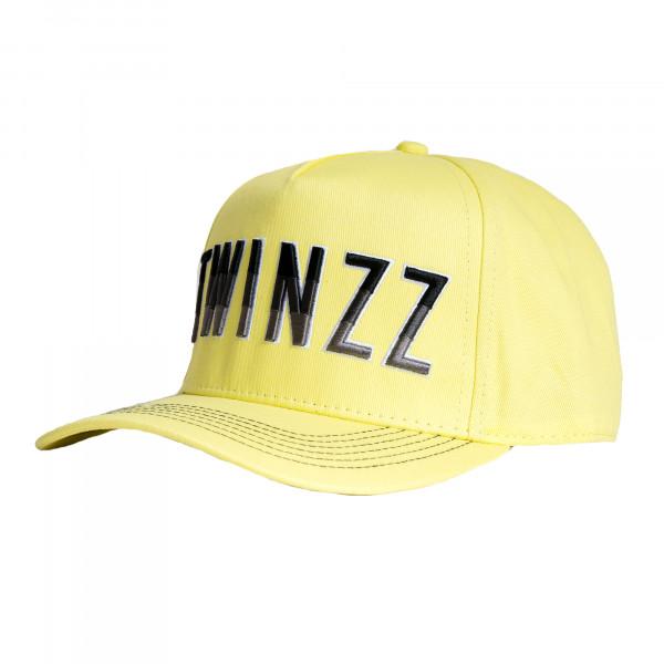 Kšiltovka TWINZZ Gradient Full Trucker yellow/black