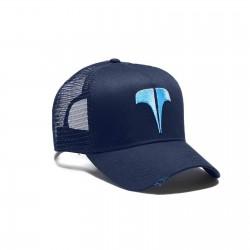 Kšiltovka TWINZZ Rockland navy/blue