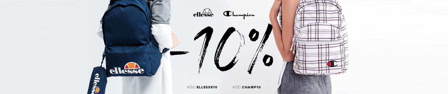 Champion+Ellesse
