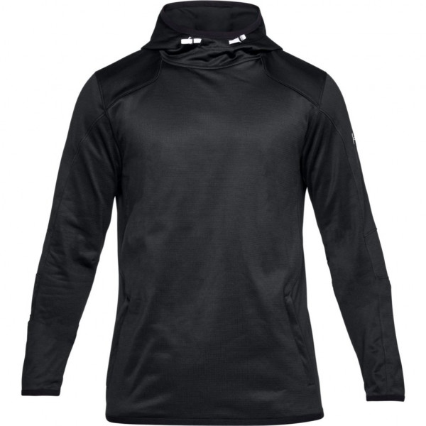 Mikina UNDER ARMOUR Reactor Pull Over Black