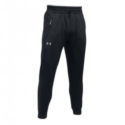 Tepláky UNDER ARMOUR ColdGear Reactor black