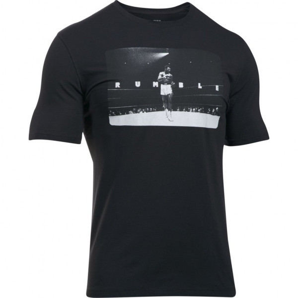 Tričko UNDER ARMOUR Ali Rumble Photo Tee